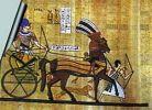 obraz na papirusie