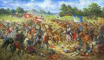 bitwa na lądzie