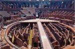 wnętrze Koloseum
