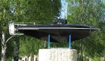 Pomnik okrętu podwodnego w Gatczynie