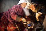 palacze opium