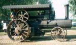traktor z 1918 roku