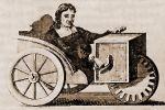 wózek Farflera - rok 1680