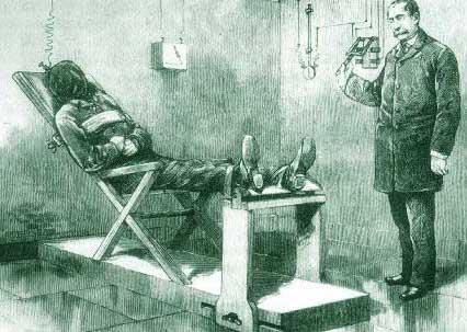 Krzesło Elektryczne Wynalazki I Odkrycia