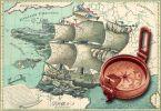 busola i mapa