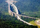 autostrada w Brazylii - rodovia dos imigrantes