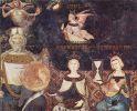 fragment obrazu: Alegoria dobrych rządów