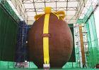 największe czekoladowe jajko