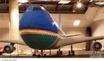 Jumbo jet z klocków lego