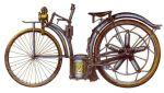 motocykl Millet
