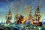 bitwa morska