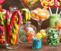różne rodzaje słodyczy