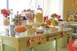 przeróżne słodycze