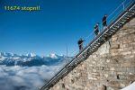 11674 stopnie - długie te schody