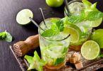 szklanka z lemoniadą