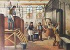 wytwórnia mydła z XIX wieku
