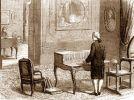 eksperyment z wczesnym telegrafem