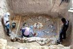 grecka mozaika licząca 2200 lat