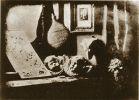 obraz pracowni Daguerre - 1837 rok