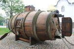 jedna z pierwszych rosyjskich łodzi podwodnych