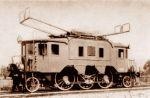 elektrowóz Trenta z 1912 roku