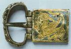 średniowieczna sprzączka