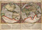 mapa świata Merkatora