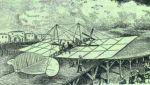 samolot Możajskiego na rampie startowej