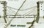 most wiszący Veranzio