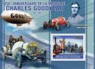 Goodyear na znaczku pocztowym