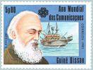 Kelvin na znaczku pocztowym