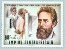 Roentgen na znaczku pocztowym
